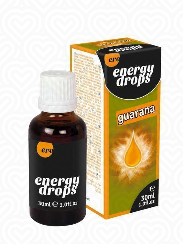 Капли GUARANA ENERGY DROPS для двоих